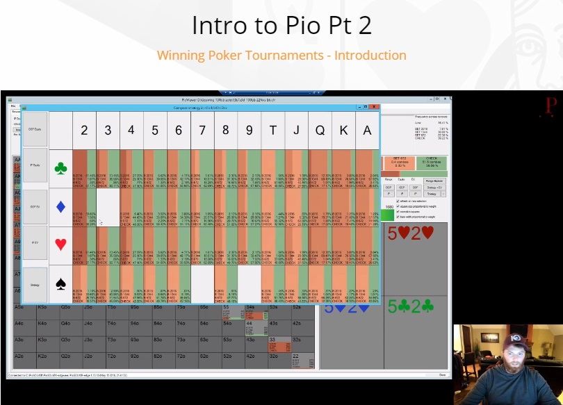 WPT Introduction to Pio runout analysis grid