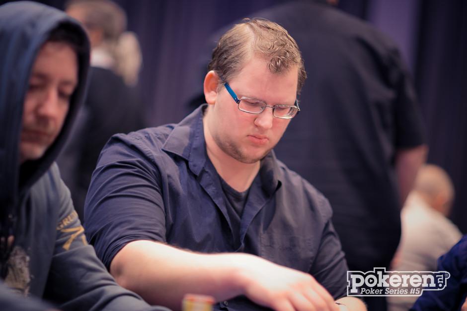 Live-Reporting Poker Series Finale Seizoen 5