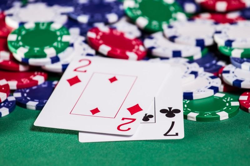 2-7 Lowball - Deuce to Seven Single & Triple Draw